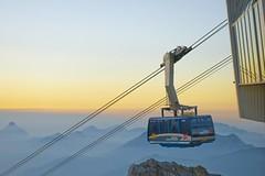 Nejlepší rakouské letní horské lanovky
