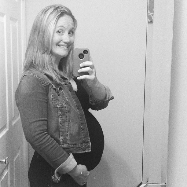 29 weeks 2 days. Whoa!