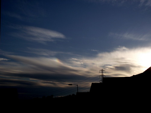 Sun Dog - Longest Day rainbow