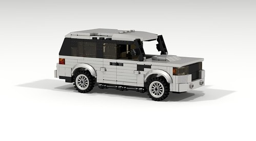 Appropriate car for a modular consulate/ambassy - LEGO Town ...