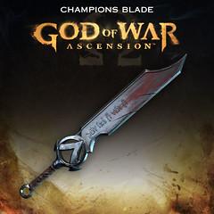 Champion's Blade
