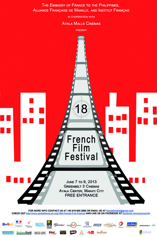 18th French Film Festival 2013