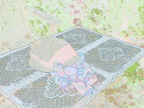 PENTAXQ10:filter水彩画