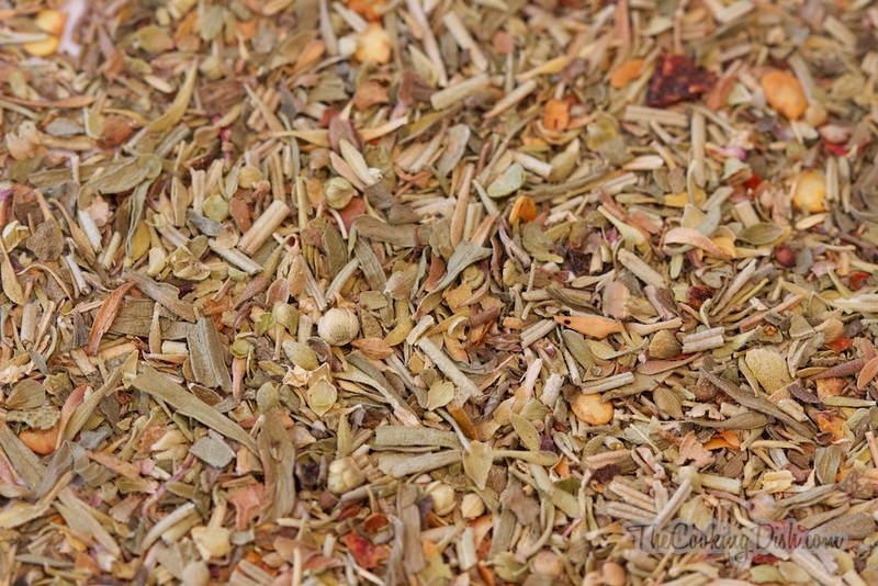 Summer's Secret Seasoning - Close Up Spices
