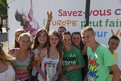 Youth on the Move - Spa Francofolies 2013