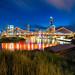 Story Bridge and Brisbane city by NaphakM