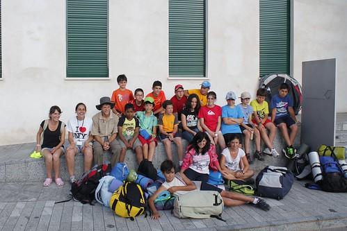 Acampamos '13 _ Fundación Cerezales