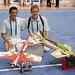 Andres Leoni (Spain) and Alan Goljevscev (Slovenia) were the invited FAI-CIAM pilots