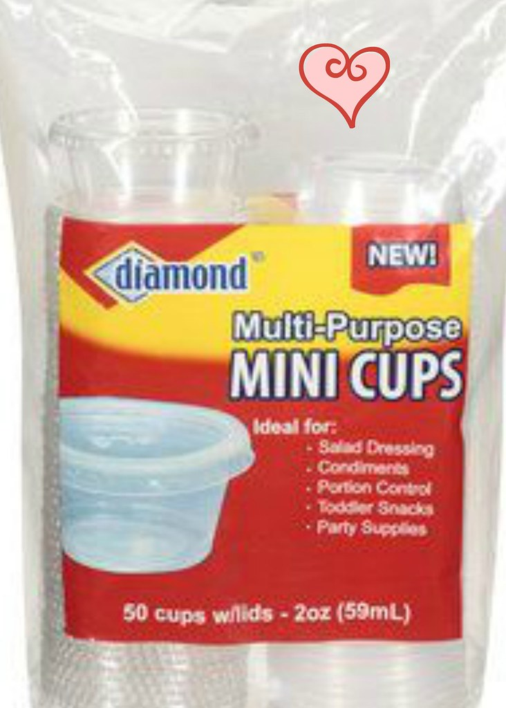 Plastic Mini Cups