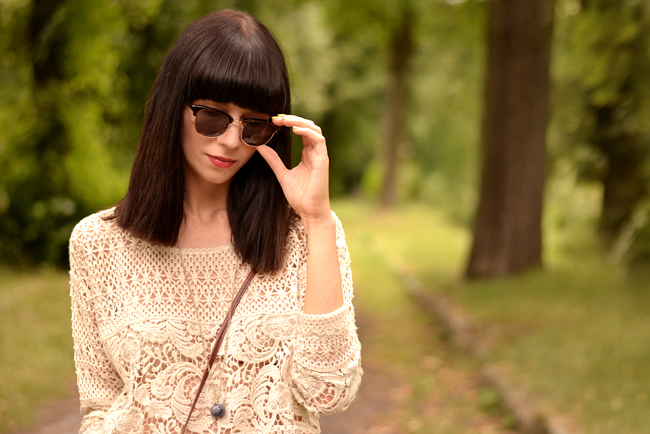 Boho Hippie Outfit H&M blogger 4