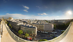 Paris - 13-08-2013 - 19h18. By: Panoramas