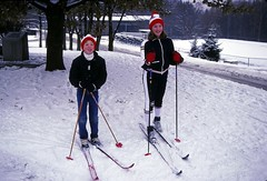 snowshoe(0.0), ski mountaineering(0.0), telemark skiing(0.0), ski equipment(1.0), winter sport(1.0), footwear(1.0), nordic combined(1.0), winter(1.0), ski(1.0), skiing(1.0), sports(1.0), recreation(1.0), snow(1.0), outdoor recreation(1.0), ski touring(1.0), cross-country skiing(1.0), nordic skiing(1.0),