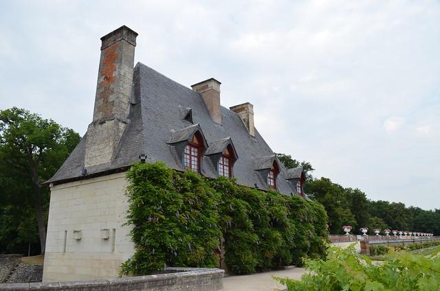 Chateau de Chenonceau garden house