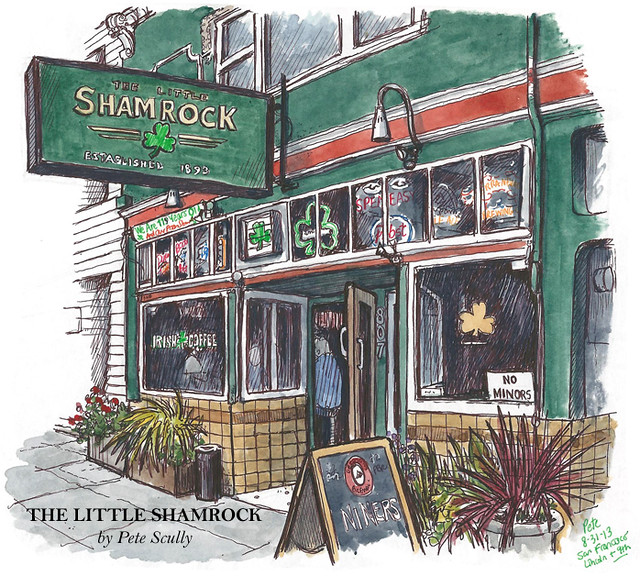 Little Shamrock SF
