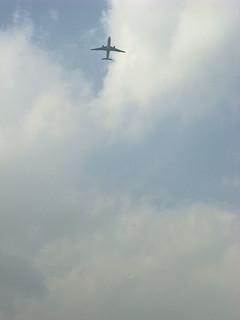 009 Vliegtuig