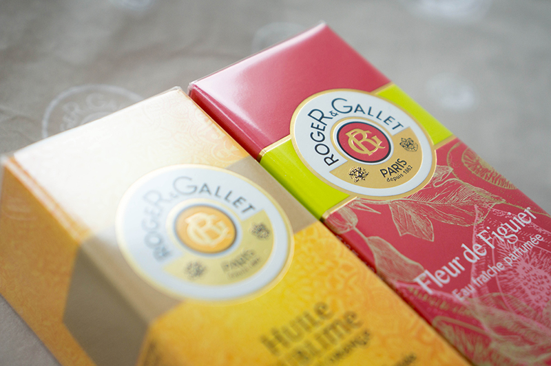 Roger & Gallet Fragrances | www.latenightnonsense.com