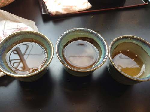 Kyoto adventure - three cups of tea