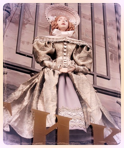 Saint Petersburg doll by Anna Amnell