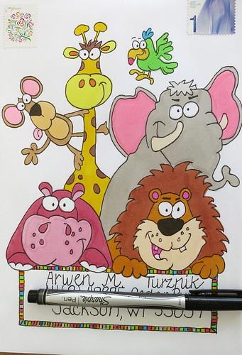 Zoo parade