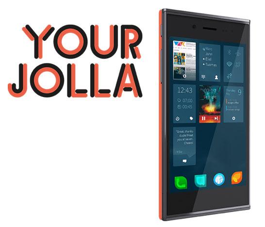 смартфон Jolla заказать