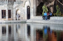 The Fish Lake (Balıklıgöl) Urfa