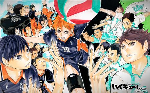 131004(3) – 運動漫畫《ハイキュー!!》(排球少年)將在2014年4月播出電視動畫、由球類動畫的王者「Production I.G」製作! 2 FINAL