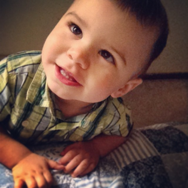 Favoritest boy in the world. #cutebaby #toddler