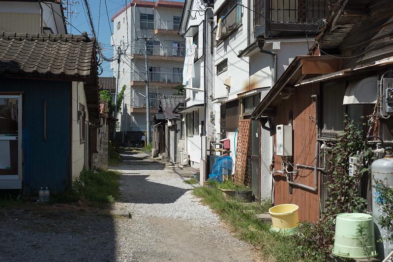 路地alley