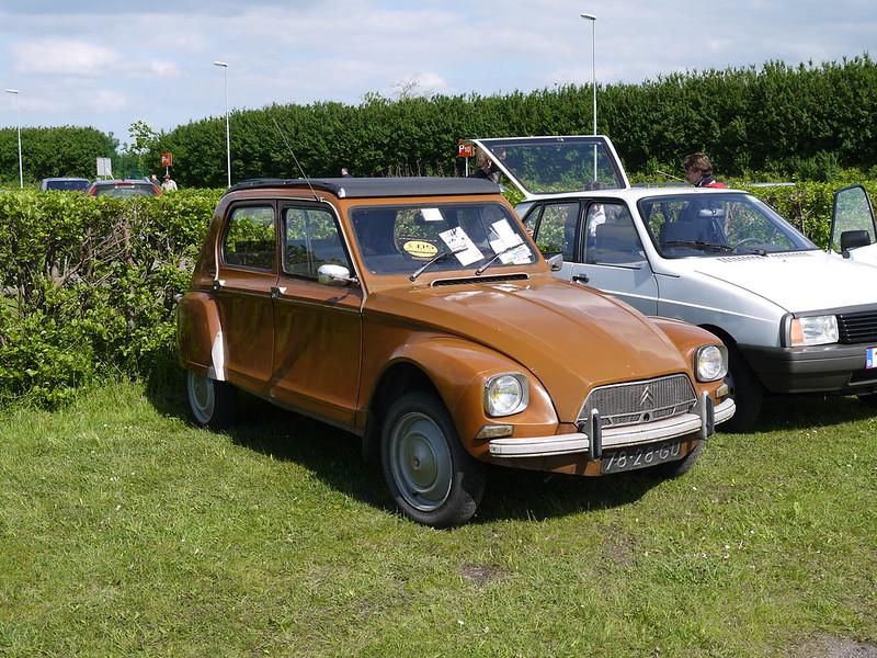 Citro 235 N Dyane 6 1968