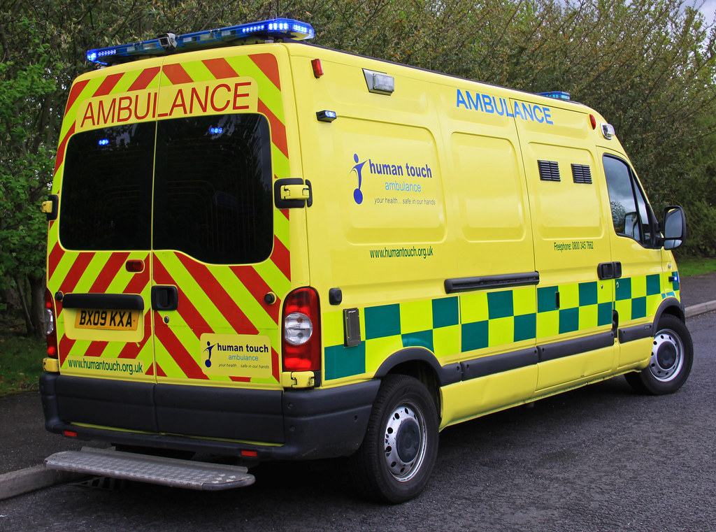 Human Touch Ambulance Service Ltd - Google
