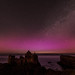 Northern Lights & Milky Way - Dunluce Castle by Gareth Wray - 9 Million Views - Thank You