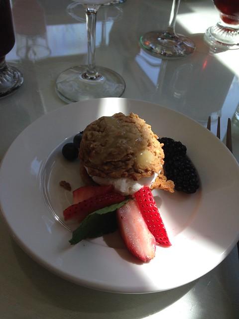 Pickity dessert