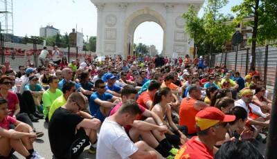 Maraton zrušen kvůli válce