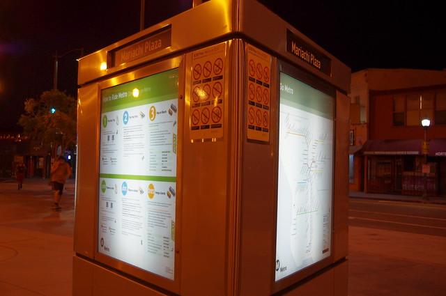 Mariachi Plaza - Metro Line