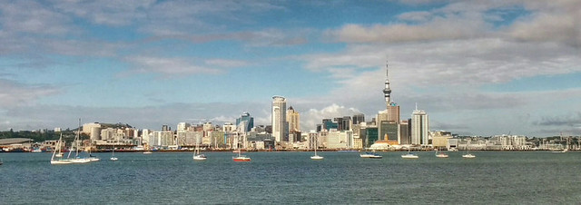 downtown view from Stanley Bay Park