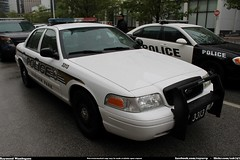 Fairview Park Ohio Police Ford Crown Victoria