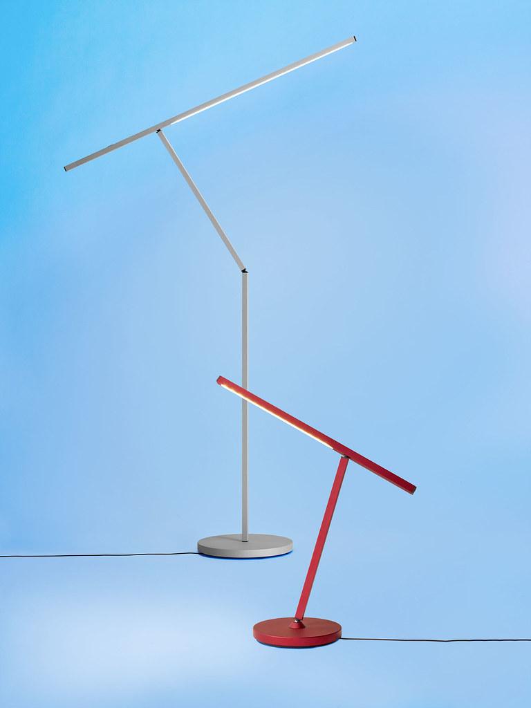 Luceplan x ECAL: Tangente by Benoit Chastenet de Gery