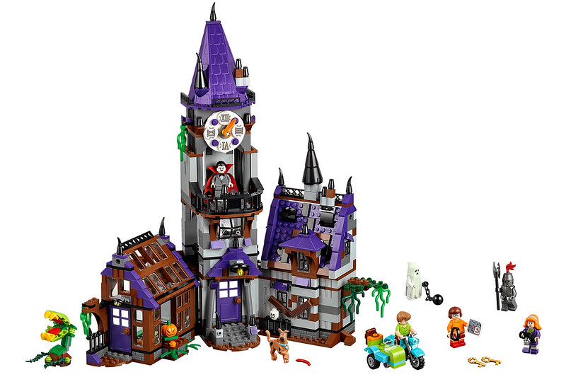 EGO Scooby-Doo 75904 - Mystery Mansion