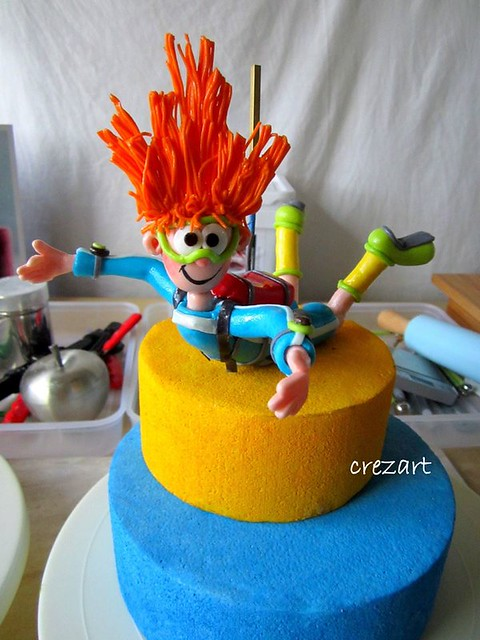 Cake from The Sweetles by Crezart