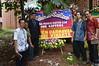 Bersama teman-teman staf Politeknik Negeri Bali
