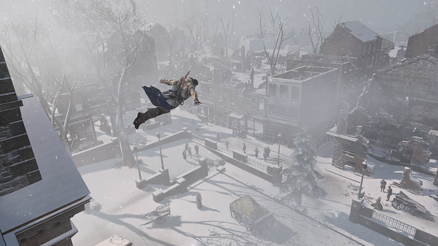 Assassin's Creed 3 is free on Uplay during December
