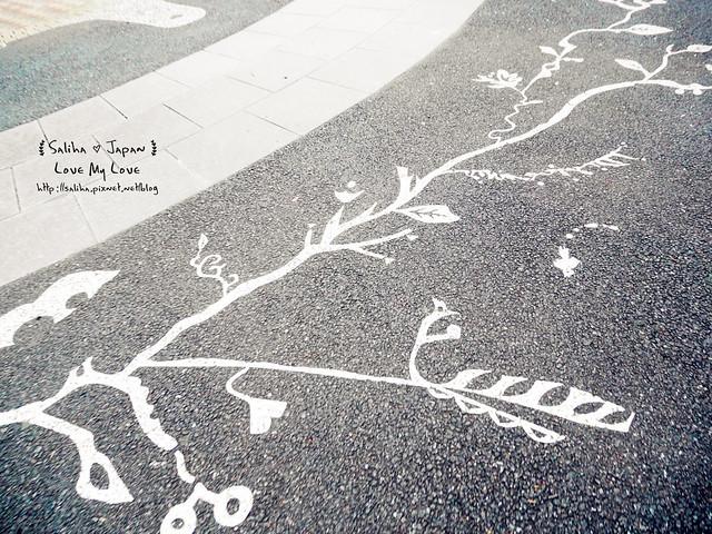 日本東京景點澀谷區代代木公園賞楓葉 (26)