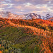 Fall sunrise in American Fork Canyon, Utah. by Joh nny1