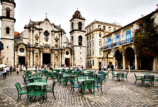 Cathedral in Havana