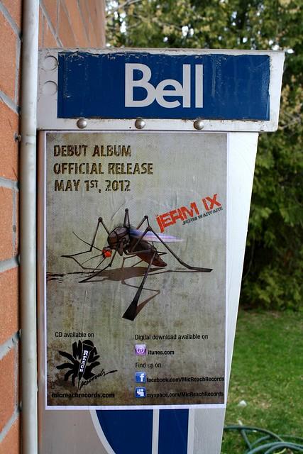 jerm IX debut album promo poster