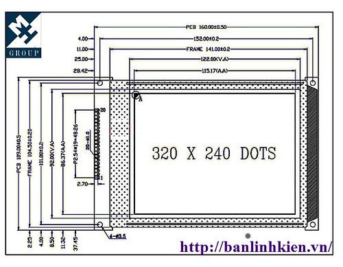 LCD320240
