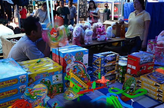 2012.04.01 Kota Kinabalu / Sunday Market