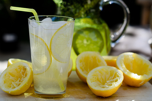 Homemade Lemonade - May 1, 2011