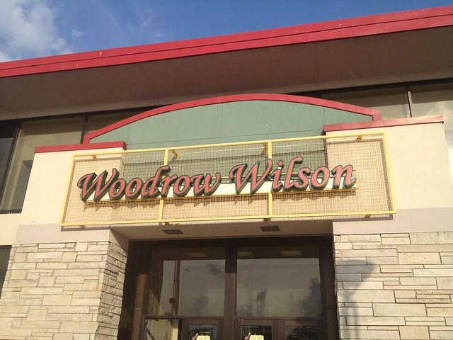 Woodrow Wilson Service Area