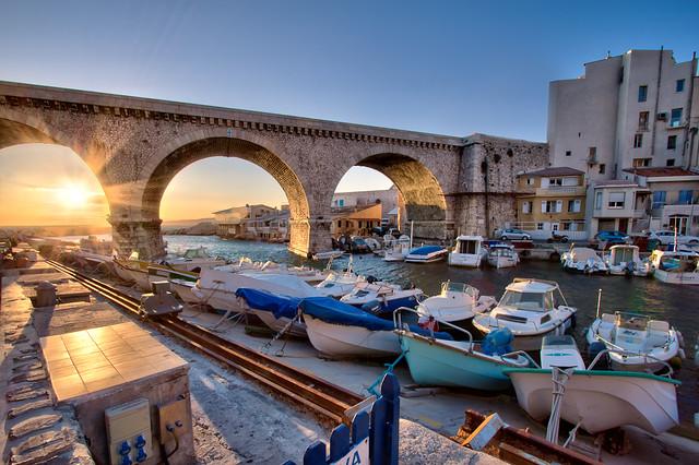 [Marseille] Vallon Des Auffes